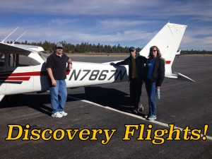 Discovery Flight!